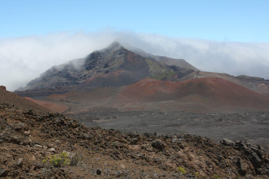 Colorful Haleakala Crater