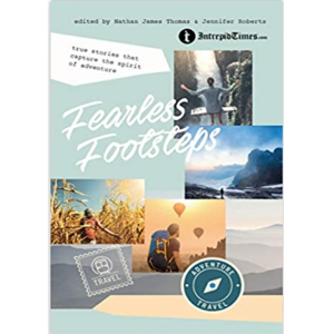Fearless Footsteps Book Cover